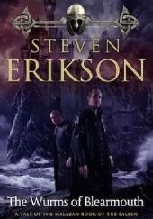 Okładka książki Wurms of Blearmouth Steven Erikson