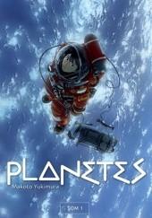 Okładka książki Planetes tom 1 Makoto Yukimura