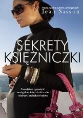 Okładka książki Sekrety księżniczki Jean Sasson