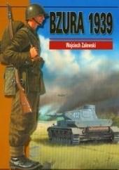 Okładka książki Bzura 1939 Wojciech Zalewski