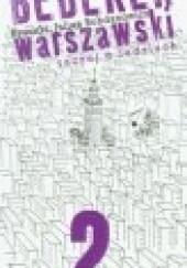 Okładka książki Bedeker warszawski t.2 Olgierd Budrewicz