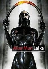 Okładka książki Lalka Alisa Mun