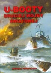 Okładka książki U-booty Drugiej Wojny Światowej Andrzej Perepeczko