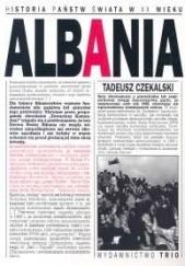 Okładka książki Albania Tadeusz Czekalski