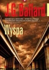 Okładka książki Wyspa James Graham Ballard