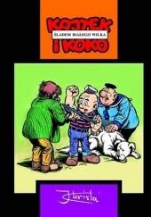 Okładka książki Kajtek i Koko. Śladem białego wilka Janusz Christa