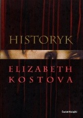 Okładka książki Historyk Elizabeth Kostova