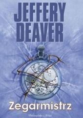 Okładka książki Zegarmistrz Jeffery Deaver