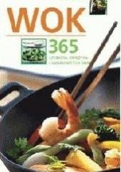 Okładka książki Wok - 365 szybkich, świeżych i smakowitych dań Nicola Graimes