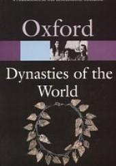 Okładka książki Oxford Dynasties of the World John E. Morby