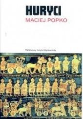 Okładka książki Huryci Maciej Popko
