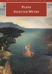 Okładka książki Selected Myths Platon