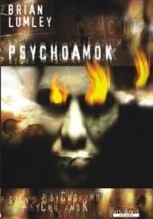 Okładka książki Psychoamok Brian Lumley