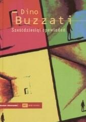 Okładka książki Sześćdziesiąt opowiadań Dino Buzzati