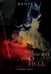 Okładka książki The Descent into Hell Dante Alighieri