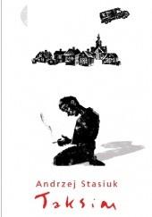 Okładka książki Taksim Andrzej Stasiuk