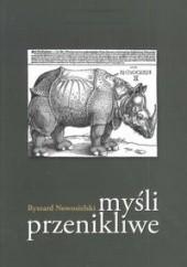 Okładka książki Myśli Przenikliwe Ewa Banaszak,Paweł Czajkowski