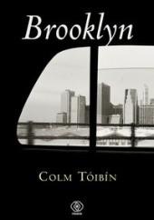 Okładka książki Brooklyn Colm Tóibín