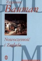 Okładka książki Nowoczesność i Zagłada Zygmunt Bauman