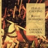 Okładka książki Rycerz nieistniejący 4 płyty CD Italo Calvino