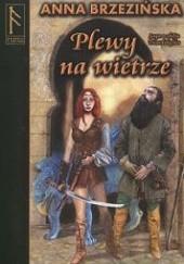 Okładka książki Plewy na wietrze Anna Brzezińska