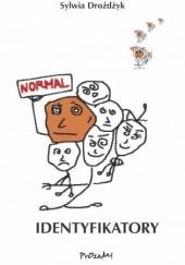 Okładka książki Identyfikatory Sylwia Drożdżyk