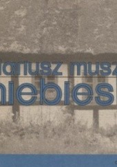 Okładka książki Niebieski Dariusz Muszer