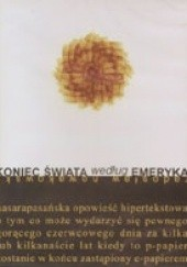 Okładka książki Koniec świata według Emeryka Radosław Nowakowski