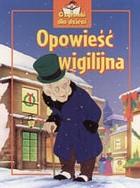 Okładka książki Opowieść wigilijna Van Gool