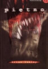 Okładka książki Piętno Brian Lumley