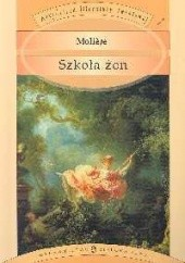 Okładka książki Szkoła żon Molier
