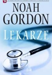 Okładka książki Lekarze Noah Gordon