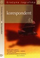 Okładka książki Korespondent