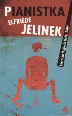 Okładka książki Pianistka Elfriede Jelinek
