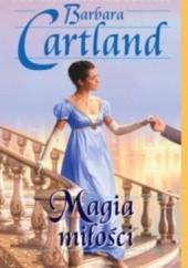 Okładka książki Magia miłości Barbara Cartland