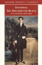Okładka książki The Red and the Black Stendhal