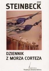 Okładka książki Dziennik z Morza Corteza John Steinbeck