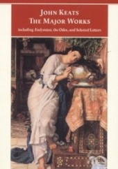 Okładka książki The major works - Keats John John Keats