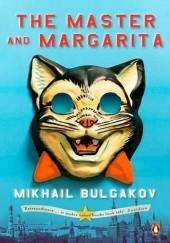 Okładka książki Master and Margarita