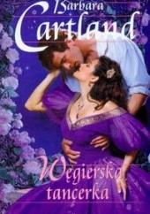 Okładka książki Węgierska tancerka Barbara Cartland