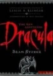 Okładka książki New Annotated Dracula Bram Stoker