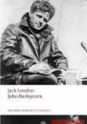 Okładka książki John Barleycorn Jack London