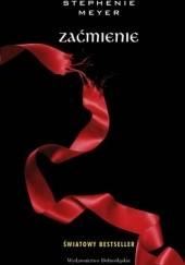 Okładka książki Zaćmienie Stephenie Meyer