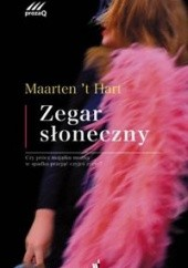 Okładka książki Zegar słoneczny Maarten't Hart