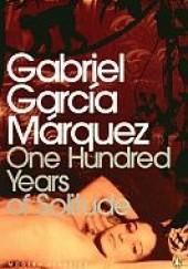 Okładka książki One Hundred Years Of Solitude Gabriel García Márquez