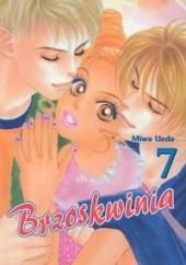 Okładka książki Brzoskwinia t. 7 Miwa Ueda