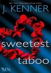 Okładka książki Sweetest Taboo Julie Kenner