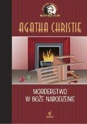 Okładka książki Morderstwo w Boże Narodzenie Agatha Christie