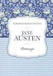 Okładka książki Perswazje Jane Austen