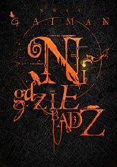 Okładka książki Nigdziebądź Neil Gaiman